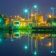 Docking site refinery - PhotoDune Item for Sale