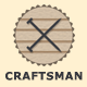 Craftsman - Carpentry/Woodwork HTML Template