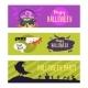 Halloween Banner for Social Media