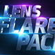 Lens Flares Pack - GraphicRiver Item for Sale