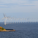 Windmills on the North Sea Coast - PhotoDune Item for Sale