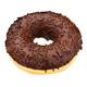 Chocolate donut isolated - PhotoDune Item for Sale