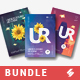 Underground Resident Trilogy - Party Flyer /Poster Templates Bundle