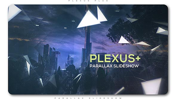 Plexus Plus Parallax Slideshow