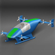 Flying Car Prototype - 3DOcean Item for Sale