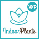 Indoor Plants | Gardening & Houseplants WordPress Theme