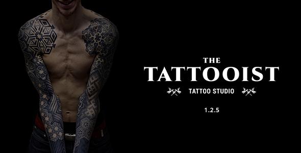 The Tattooist - Tattoo & Body Art Studio HTML Template - Art Creative