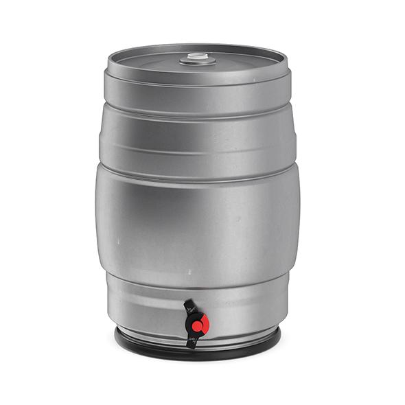 3DOcean Beer Keg 20823105