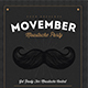 Movember Event Flyer - GraphicRiver Item for Sale