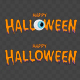 Happy Halloween Animation Text - VideoHive Item for Sale