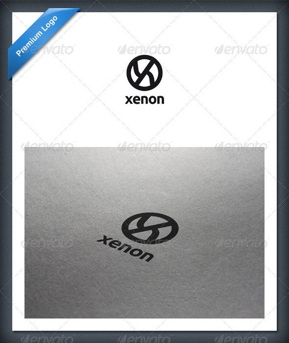 Xenon Logo Template - Letters Logo Templates