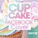 10 Facebook Cover-Cupcake - GraphicRiver Item for Sale