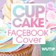 10 Facebook Cover-Cupcake