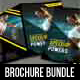 Sport Activity Brochure Bundle - GraphicRiver Item for Sale