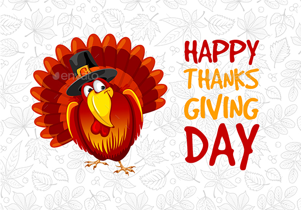 Thanksgiving Greeting - Miscellaneous Seasons/Holidays