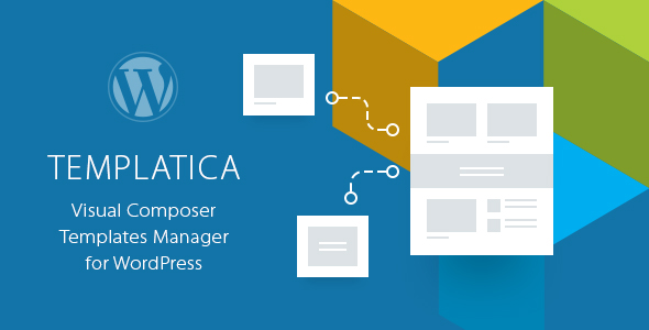 CodeCanyon Templatica Visual Composer Templates Manager 20824087