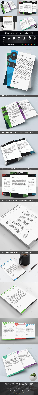 ms letterhead template