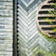 Close up picture of an old oriental wall. - PhotoDune Item for Sale