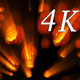 Flame Pumpkin 4k 01