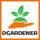 dGardener - Gardening and Landscaping PSD template