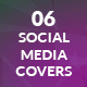 Mobile App - Social Media Cover Pages Kit - GraphicRiver Item for Sale