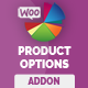 Extra Product Options Addon for Woocommerce Reporting