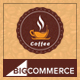 Coffee Multipurpose Stencil Big-Commerce Theme