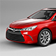 Toyota Camry 2015 - 3DOcean Item for Sale