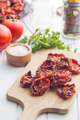 Tasty dried tomatoes and herbs. - PhotoDune Item for Sale
