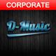 Upbeat Inspiring Corporate - AudioJungle Item for Sale