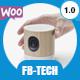 FB-Tech - RTL WooCommerce Theme