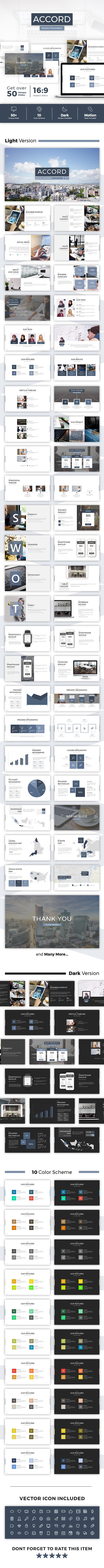 Accord - Business Presentation
