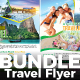 Travel Flyer Bundel