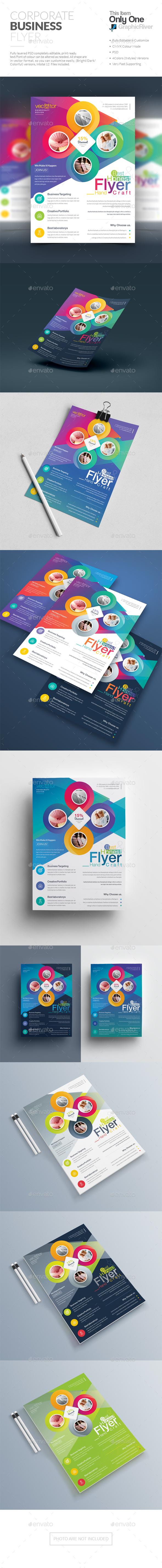 GraphicRiver Flyer 20828312