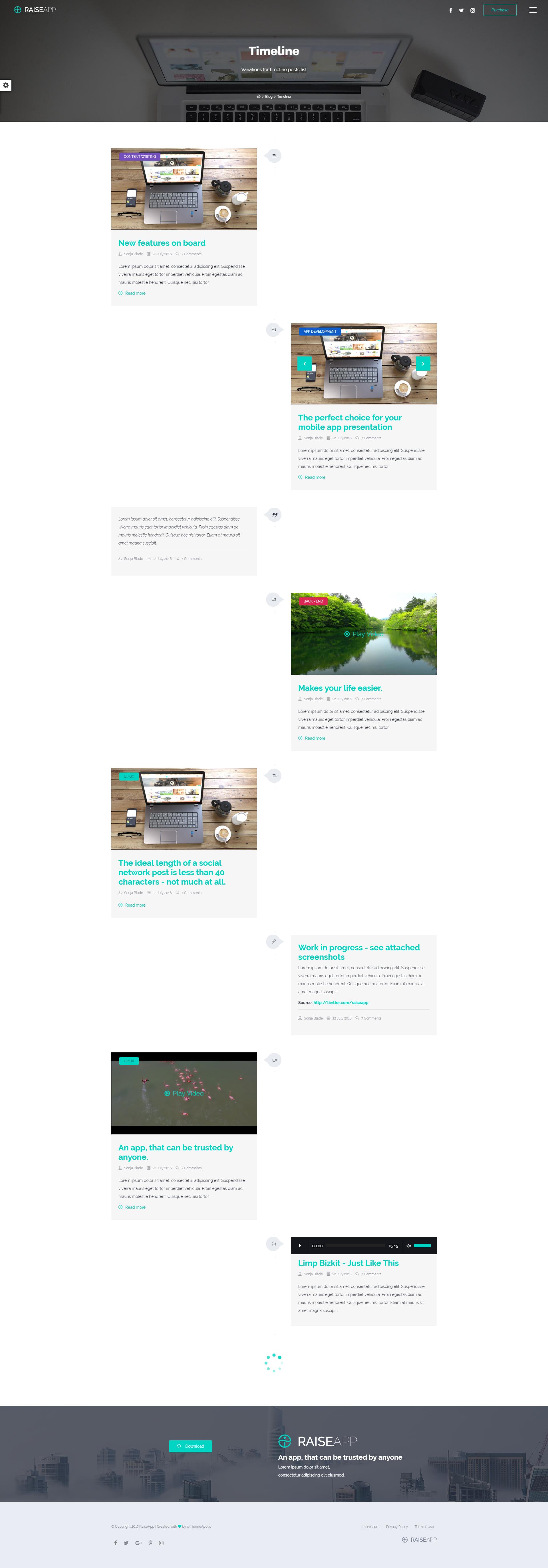 Timeline Website Template Resumes Ideas - Timeline website template
