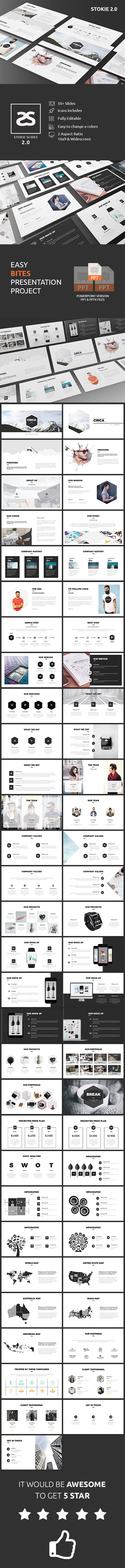 GraphicRiver Creative Powerpoint Template 2.0 20782852