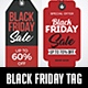 Black Friday Sale Tag - GraphicRiver Item for Sale