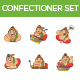 Confectioner Set