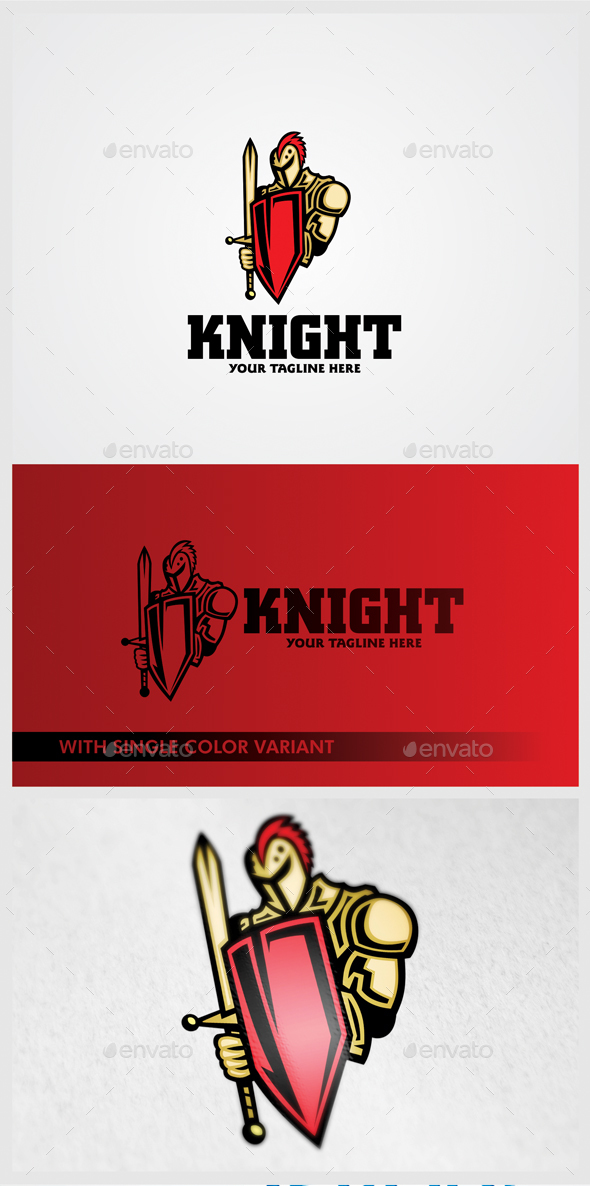 Knight Logo - Humans Logo Templates
