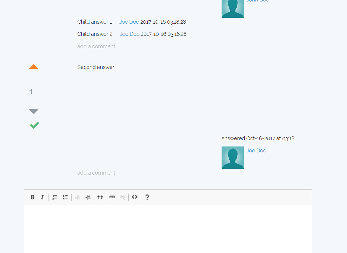 Lara Overflow - Q&A platform using Laravel and Vue js