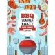 Design Template of Invitation for Bbq Party