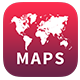 MAPS - PowerPoint Infographics Slides - GraphicRiver Item for Sale