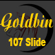 Goldbin Multipurpose PowerPoint Template