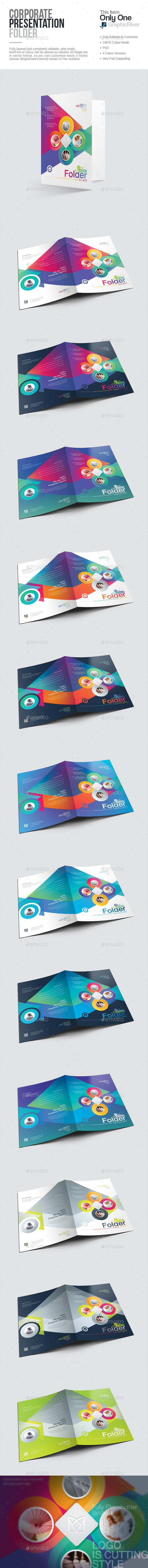 GraphicRiver Presentation Folder 20829845