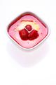 Custard with strawberries - PhotoDune Item for Sale