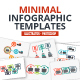 Minimal infographics pack v.01