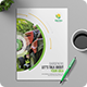 Garden Brochure Template 24 Page