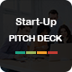 Start-Up Pitch Deck PowerPoint Template 2017