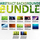 Abstract Backgrounds Bundle - GraphicRiver Item for Sale