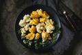 White and yellow cauliflower gratin - PhotoDune Item for Sale